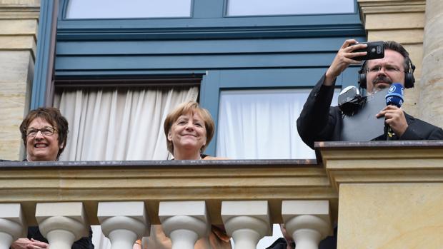 Alemania pide frenar las sanciones de EE.UU. a Rusia