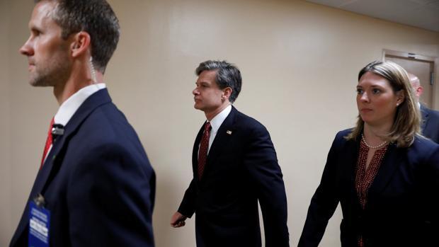 El Senado aprueba a Christopher Wray como nuevo director del FBI