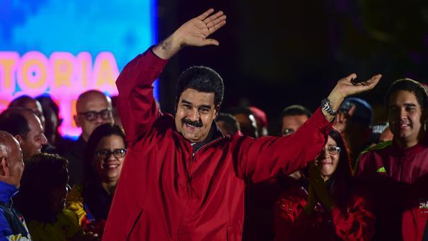 Maduro ante las sanciones de Estados Unidos: «O estás con Trump o estás con el mundo libre»