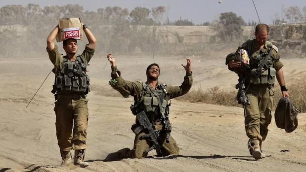 El Ejército israelí probará robots porteadores para ayudar a los soldados