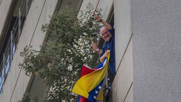 Antonio Ledezma: la fuerza tranquila del primer edil