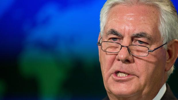 Tillerson asegura que Washington querrá dialogar con Pyongyang «en algún momento»