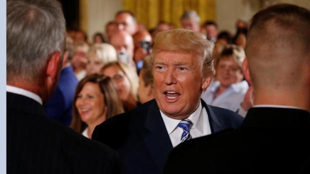 Trump estudia abrir una investigación a China por prácticas comerciales «injustas»
