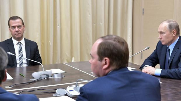 Rusia acusa a EE.UU. de declarar un «guerra comercial» con sus últimas sanciones