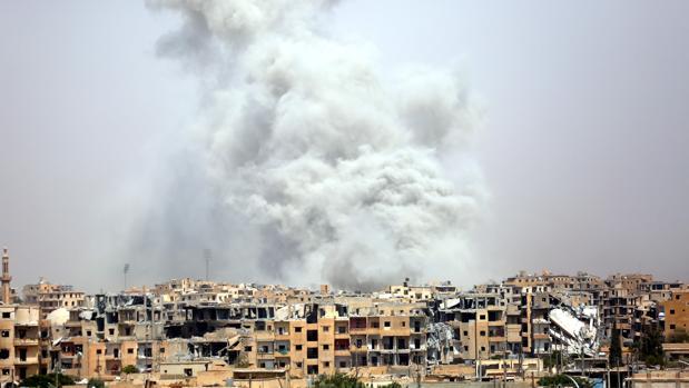 El Gobierno sirio y los rebeldes acuerdan un alto el fuego en Homs