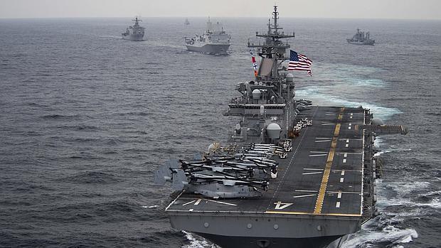EE.UU. se plantea declarar la guerra a Corea del Norte si continúa con su escalada militar