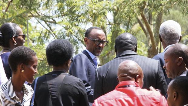 Kagame arrasa en Ruanda con el 98% de los votos