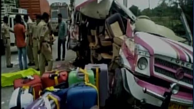 Los turistas españoles heridos en un accidente de tráfico en India podrían partir «esta misma noche» a España