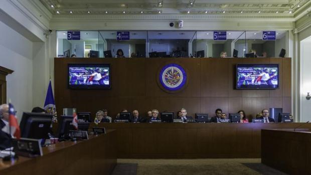 La OEA ve «ejemplar» la suspensión del Mercosur a Venezuela y llama al fin de la represión