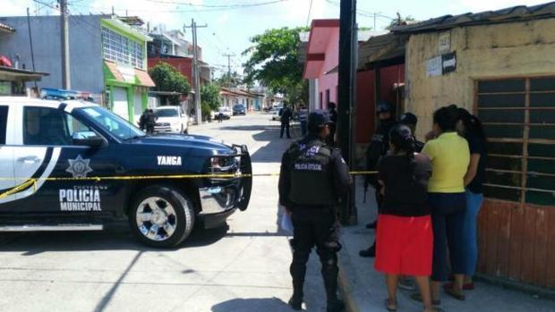 Violan y destripan en una carnicería a una joven de 18 años en México
