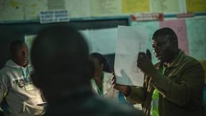 Recuento oficial de las votaciones en Nairobi, Kenia