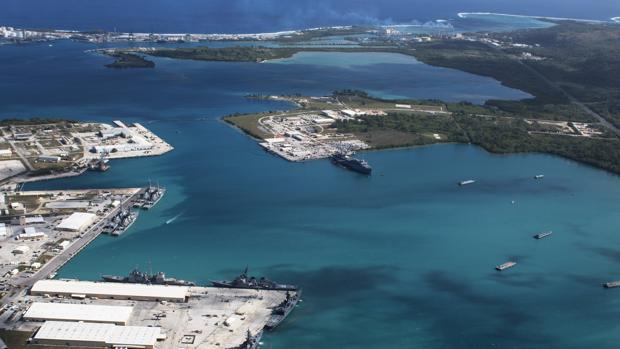 Guam, enclave estratégico y militar estadounidense