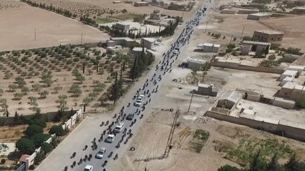 Turquía levanta un nuevo muro en parte de la frontera con Irán