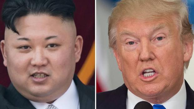 Trump dice que Estados Unidos está «listo» para un ataque militar a Corea del Norte
