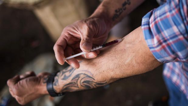 Trump declarará una «emergencia nacional» por la adicción a la heroína en Estados Unidos