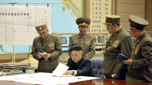 Corea del Norte y EE.UU: una guerra improbable