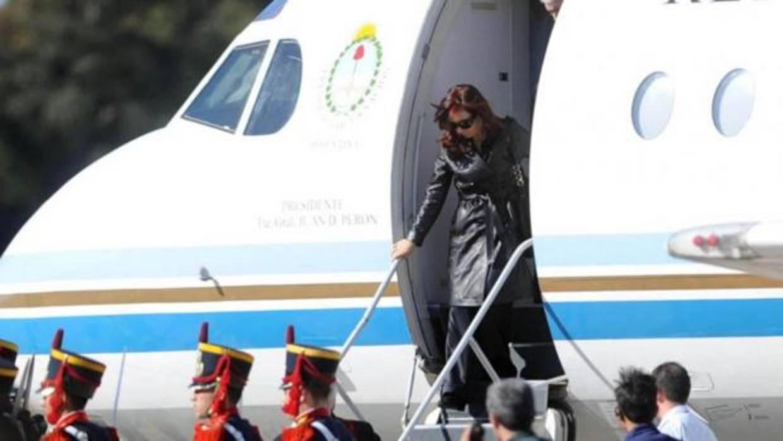 Cristina Fernández de Kirchner renace de sus cenizas