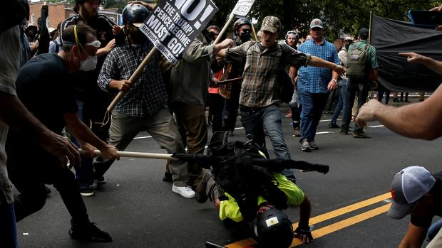 Los enfrentamientos han sido de una violencia extrema