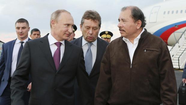 Hemeroteca: Rusia hace de Nicaragua su Cuba del siglo XXI | Autor del artículo: Finanzas.com