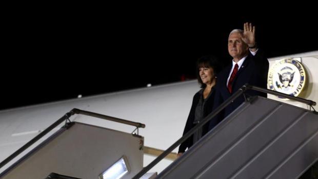 Mike Pence llega a América Latina para reforzar el vínculo de Trump con la región