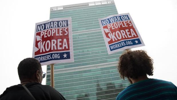 La UE no escatimará esfuerzos para aliviar la crisis norcoreana