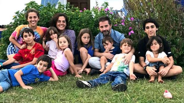 Así vive una familia española en Guam, la isla amenazada por Kim Jong-un