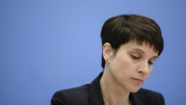 La líder del partido anti euro alemán pierde la inmunidad parlamentaria