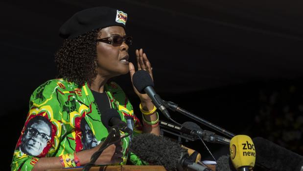Sudáfrica concede la inmunidad diplomática a Grace Mugabe tras una supuesta agresión