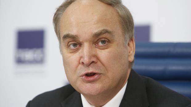 Putin nombra al viceministro de exteriores Anatoli Antonov nuevo embajador ruso en EE.UU.