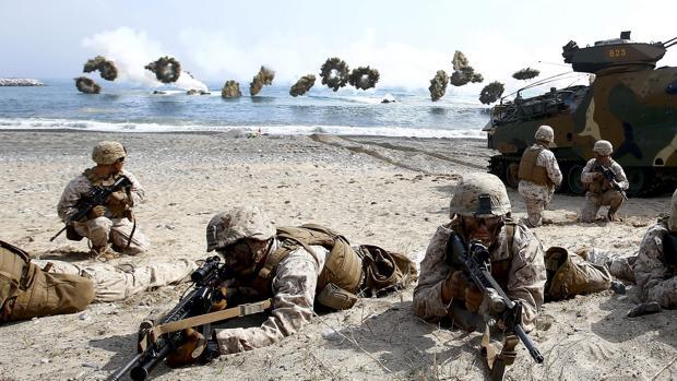 Corea del Norte amenaza otra vez con un «ataque» a EE.UU.
