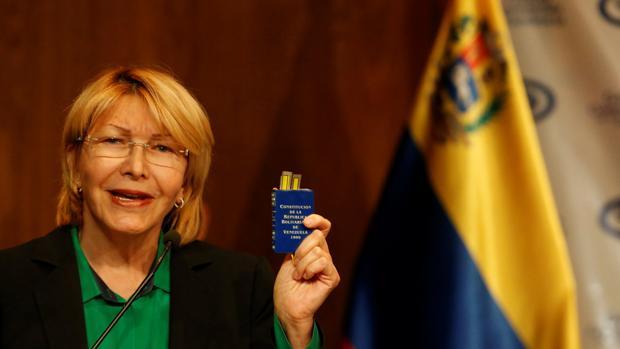 La exfiscal Ortega saldrá de Colombia hacia EE.UU., donde podría pedir axilo