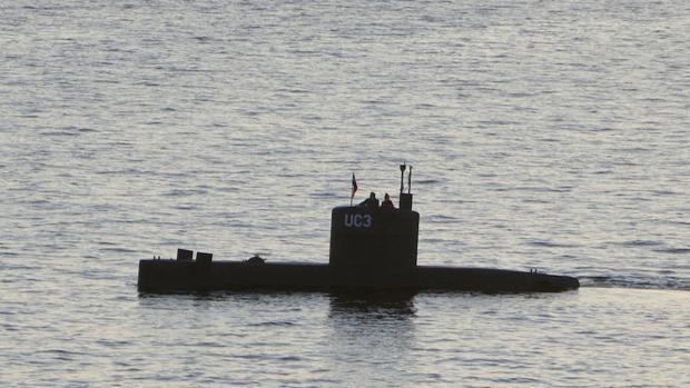 «UC3 Nautilus», el submarino hecho en casa