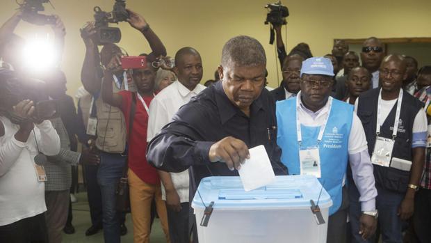 Angola tendrá nuevo presidente tras 38 años