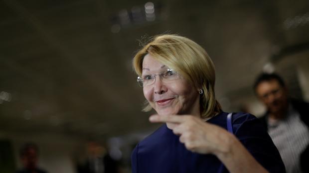La exfiscal general de Venezuela Luisa Ortega regresa a Colombia