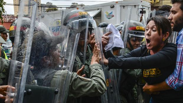 Seis abatidos en un enfrentamiento entre el Ejército venezolano y un grupo violento