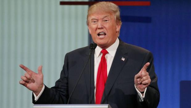 Donald Trump ha pedido la construcción del muro vía Twitter