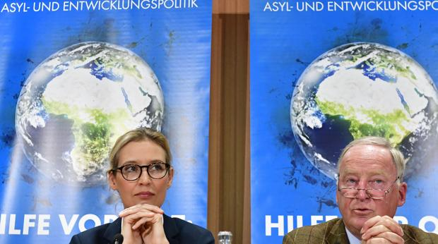 Los ultras de AfD llevarán a Merkel ante los tribunales