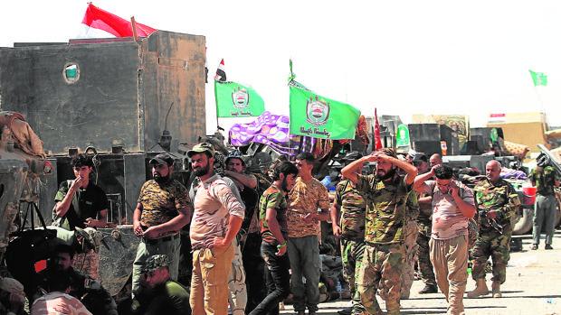 El «califato» de Daesh continúa perdiendo territorio en Irak