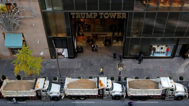 Trump habría negociado construir un hotel en Rusia cuando era candidato presidencial