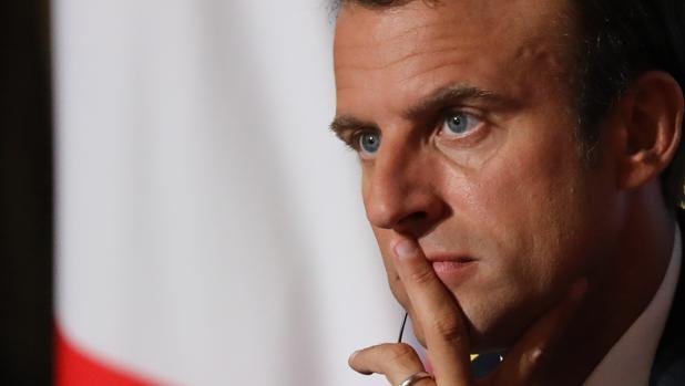 Macron fija la lucha antiterrorista como eje de su diplomacia