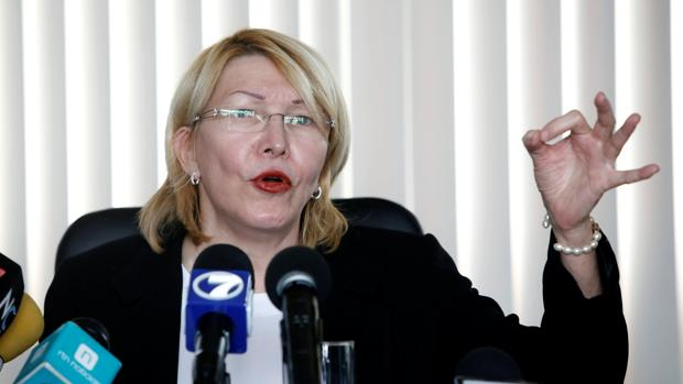 La exfiscal venezolana Luisa Ortega se reúne con el procurador en México