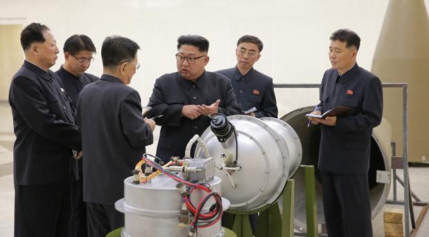 Corea del Norte lleva a cabo su sexto ensayo nuclear, el más potente hasta la fecha