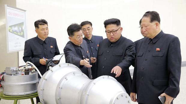 Los seis ensayos nucleares de Corea del Norte