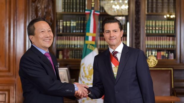 México expulsa al embajador de Corea del Norte por los ensayos nucleares