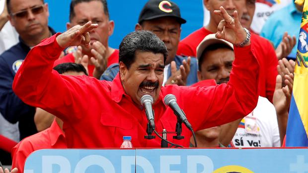 Maduro anuncia un nuevo aumento del 40 por ciento del salario mínimo en Venezuela