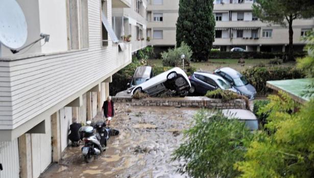 Al menos seis muertos por el temporal en las regiones italianas de Liguria y Toscana
