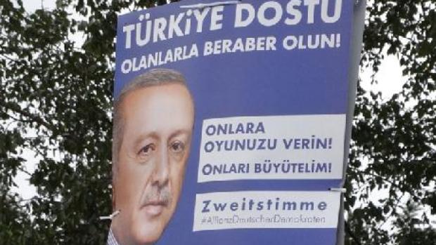 Turquía emite una alerta de viaje para los ciudadanos turcos en Alemania