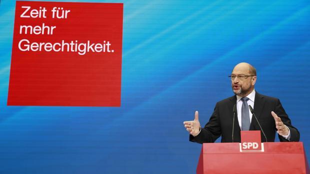 Schulz pone condiciones a la próxima gran coalición alemana