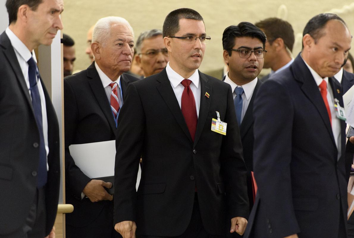 Dastis reclama ante el canciller de Venezuela un diálogo con ...