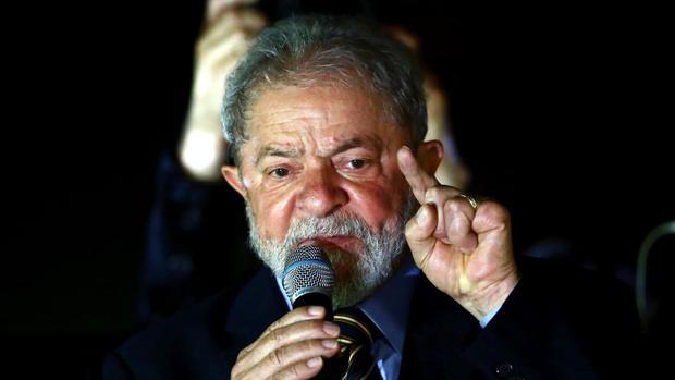El ex presidente brasileño Lula da Silva está envuelto en problemas judiciales